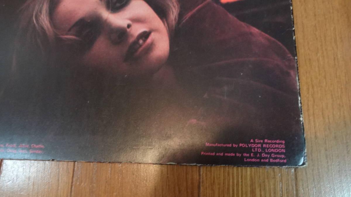 UKマト1盤レア盤LP・TWINK/THINK PINK_画像3