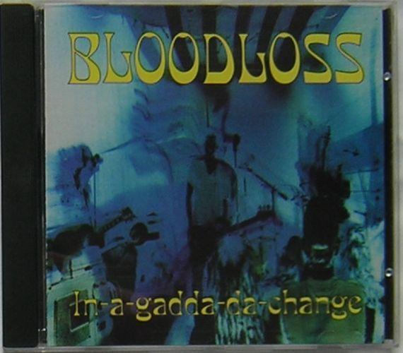 Bloodloss/In-A-Gadda-Da-Changeマッドハニー「マーク・アーム」オーストラリア・グランジ・バンド「ルブリケイテッド・ゴート」セッション
