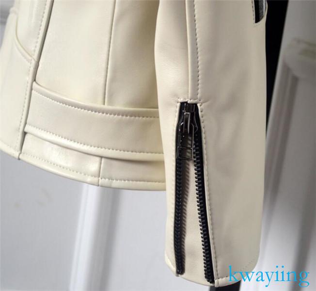 新入荷☆上層牛革 男子空軍飛行スーツ レザージャケット メンズレザーウェア レザージャケット サイズ選択可YF-18_画像5