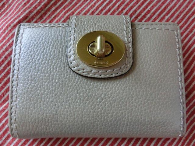 コーチ ピンク 財布 未使用_画像6