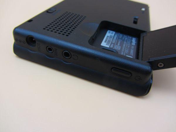 中古 SANYO NV-LB60DT/Gorilla Lite 5.0V型 ワンセグ SSDポータブルナビゲーション 8GB SSD ゴリラジャイロ カーナビ NAV007_画像3