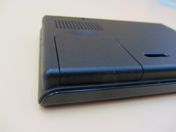 中古 SANYO NV-LB60DT/Gorilla Lite 5.0V型 ワンセグ SSDポータブルナビゲーション 8GB SSD ゴリラジャイロ カーナビ NAV016_画像5
