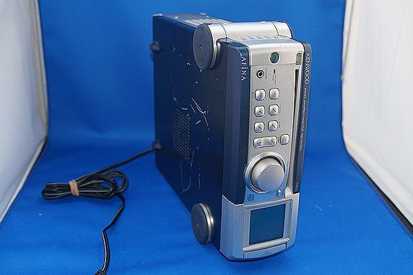 Kenwood★ケンウッド◇USB接続対応チューナーアンプ【RD-VH7PC】CD-NG ×です◆Winsows7のPCからUSB入力で出音確認▽中古現状