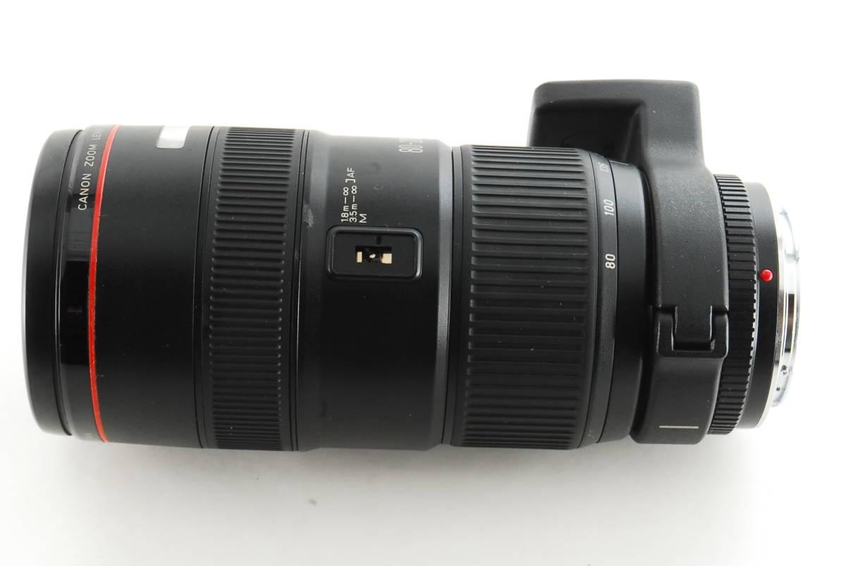 ★訳あり特価★CANON キヤノン EF 80-200mm F2.8 L_画像3