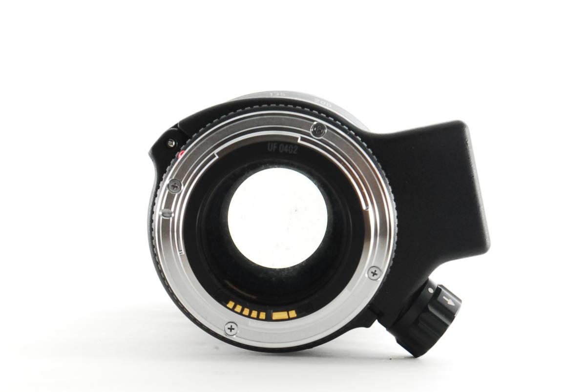 ★訳あり特価★CANON キヤノン EF 80-200mm F2.8 L_画像4