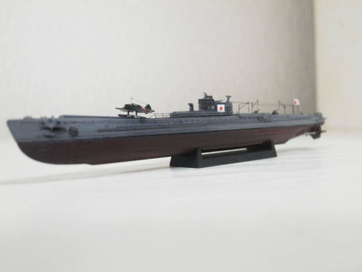 ☆1/700 日本海軍『伊29』精密完成品☆ _画像9