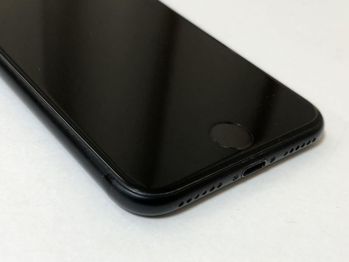 ■SIMフリーiPhone7 32GB マットブラック 判定◯ 残債なし■_画像8