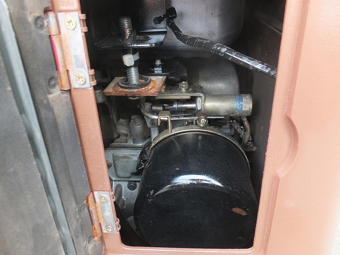 新ダイワ□EGW-181MS□防音型□発電機□溶接機_画像10