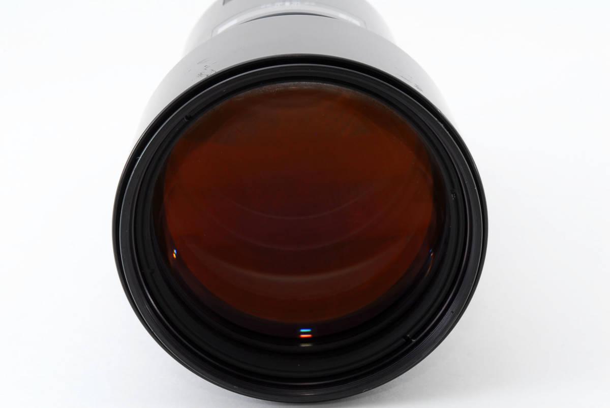 ☆希少☆ Nikon AF NIKKOR 180mm F2.8 ニコン 望遠 単焦点 オートフォーカス レンズ LENS_画像4