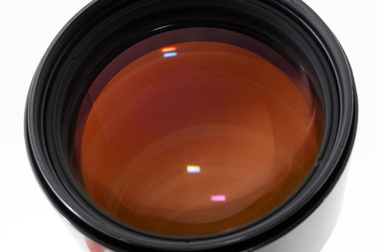 ☆希少☆ Nikon AF NIKKOR 180mm F2.8 ニコン 望遠 単焦点 オートフォーカス レンズ LENS_画像2