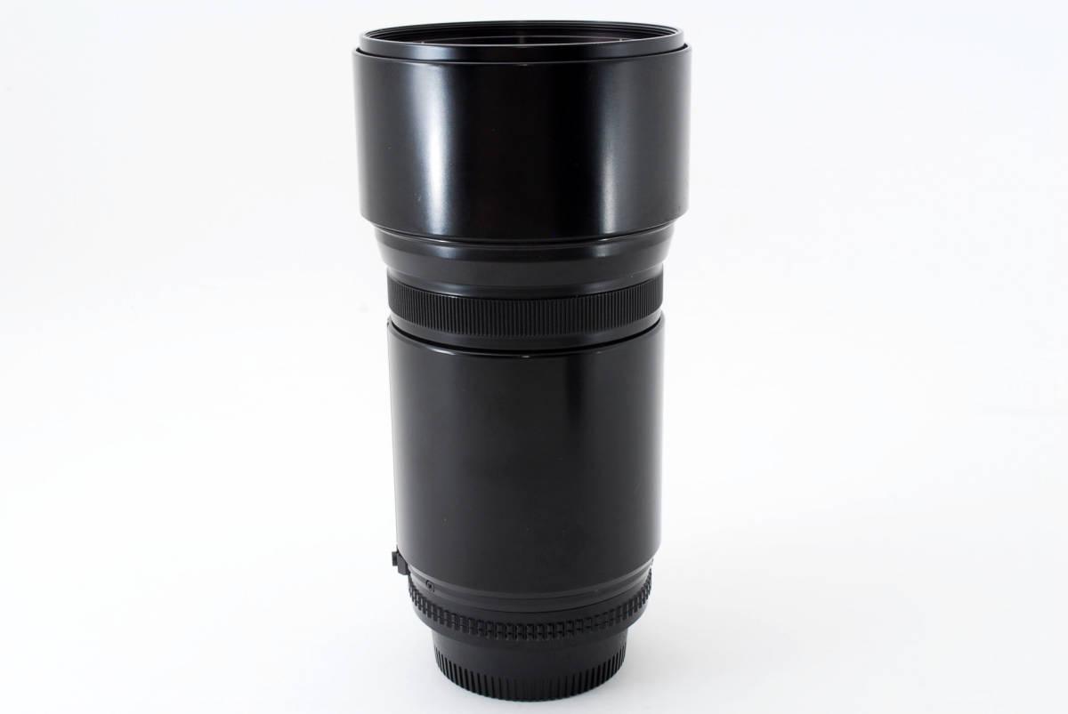☆希少☆ Nikon AF NIKKOR 180mm F2.8 ニコン 望遠 単焦点 オートフォーカス レンズ LENS_画像10