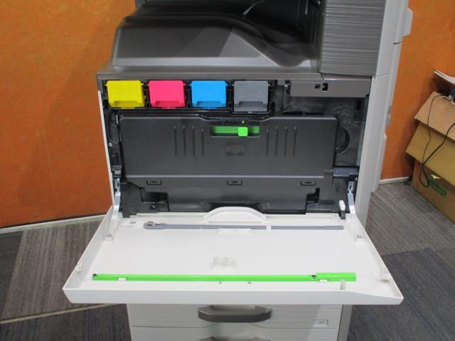 A05776【無線LAN・Mac対応】シャープ A3 カラー複合機/SHARP MX-3640FN 希少 最上位モデル コピー/FAX/プリンタ/スキャナ◎おまけトナー付_画像6