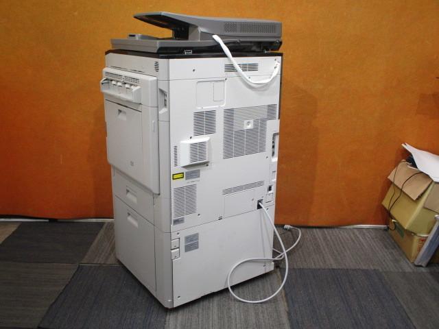A05776【無線LAN・Mac対応】シャープ A3 カラー複合機/SHARP MX-3640FN 希少 最上位モデル コピー/FAX/プリンタ/スキャナ◎おまけトナー付_画像7