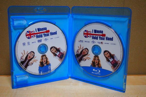 送料無料 即決 2499円 ブルーレイ+DVDセット Blu-ray 617 抱きしめたい ロバート・ゼメキスの初監督作 青春コメディ 女の子たちの珍道中_画像3