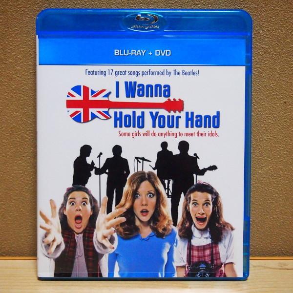 送料無料 即決 2499円 ブルーレイ+DVDセット Blu-ray 617 抱きしめたい ロバート・ゼメキスの初監督作 青春コメディ 女の子たちの珍道中_画像1