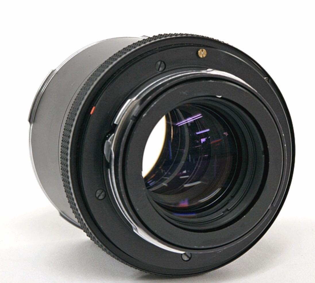 カールツァイス 120/4 Makro-Planar HFT (Carl-Zeiss) Rollei SL66 & 66SE 用 美品前後キャップ付_画像3