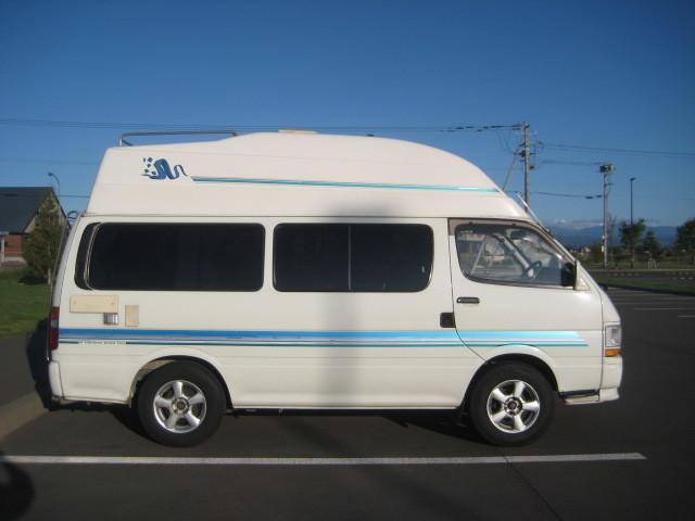 Asahikawa departure! Yokohama motor распродажа производства Hiace машина для кемпинга техосмотр