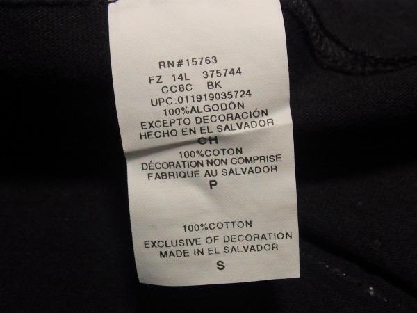 新品 16SS Supreme x Champion L/S Tee Sサイズ スリーブ FTP ロゴ チャンピオン 長袖 Tシャツ Black 黒_画像7