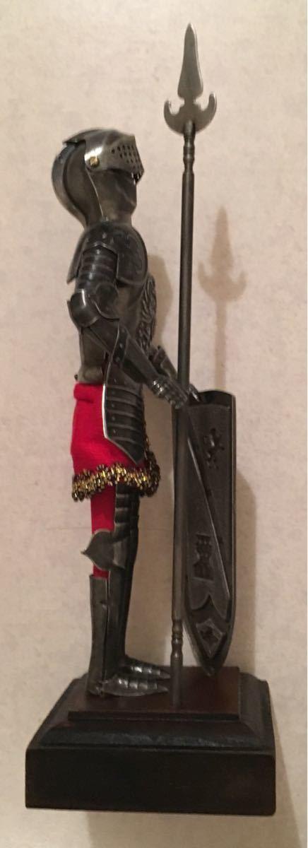 西洋鎧の騎士 西洋騎士 甲冑騎士 鎧騎士 騎士フィギュア 鎧フィギュア 鎧スタチュー 甲冑フィギュア 騎士の置物_画像2