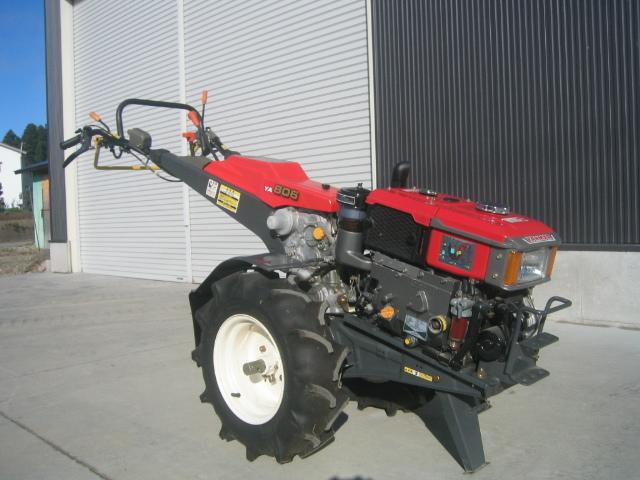 新品未使用長期保管品 ヤンマー耕うん機 YA806D ディーゼルエンジン