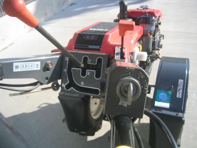 新品未使用長期保管品 ヤンマー耕うん機 YA806D ディーゼルエンジン_画像5