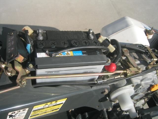 新品未使用長期保管品 ヤンマー耕うん機 YA806D ディーゼルエンジン_画像7