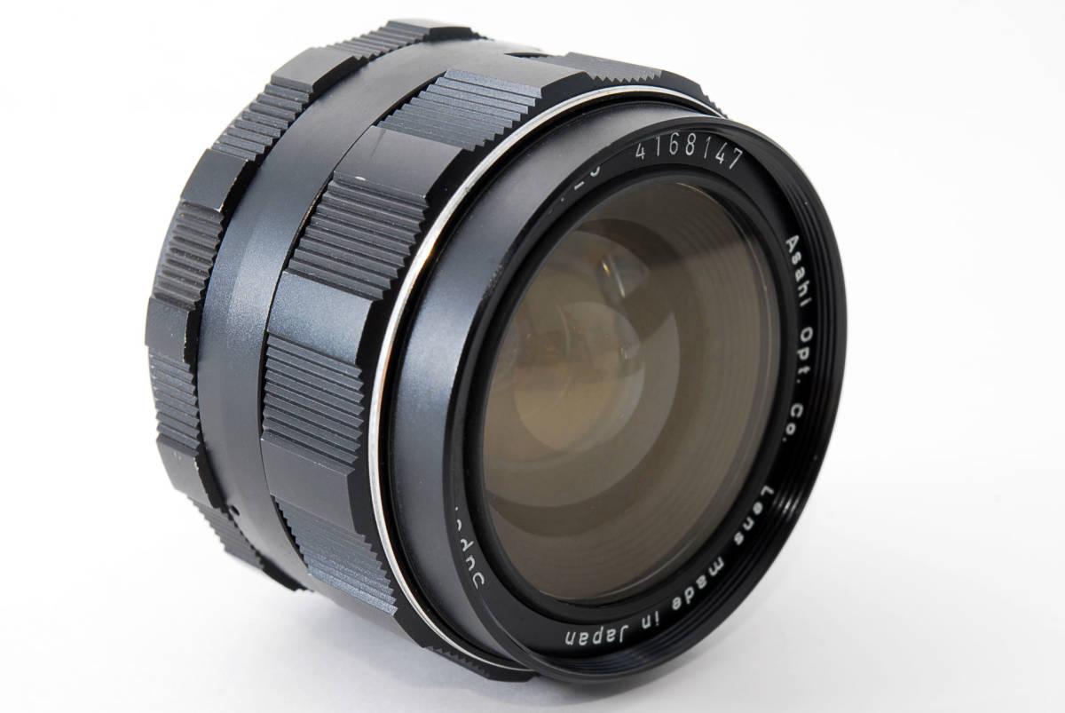 【人気の単焦点レンズ 28mm】 PENTAX ペンタックス  SUPER-TAKUMAR 28mm f3.5 動作快調 カメラ 同梱可能 #2941_画像3