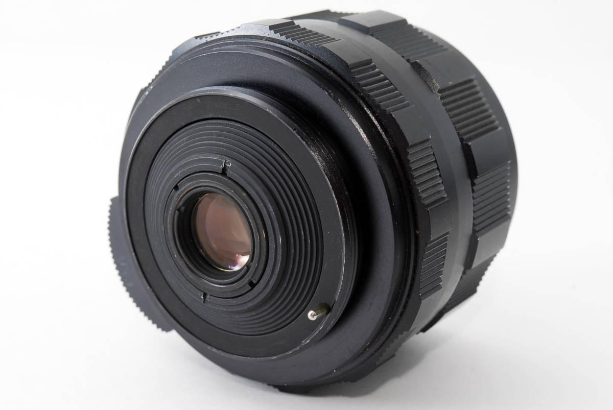 【人気の単焦点レンズ 28mm】 PENTAX ペンタックス  SUPER-TAKUMAR 28mm f3.5 動作快調 カメラ 同梱可能 #2941_画像4