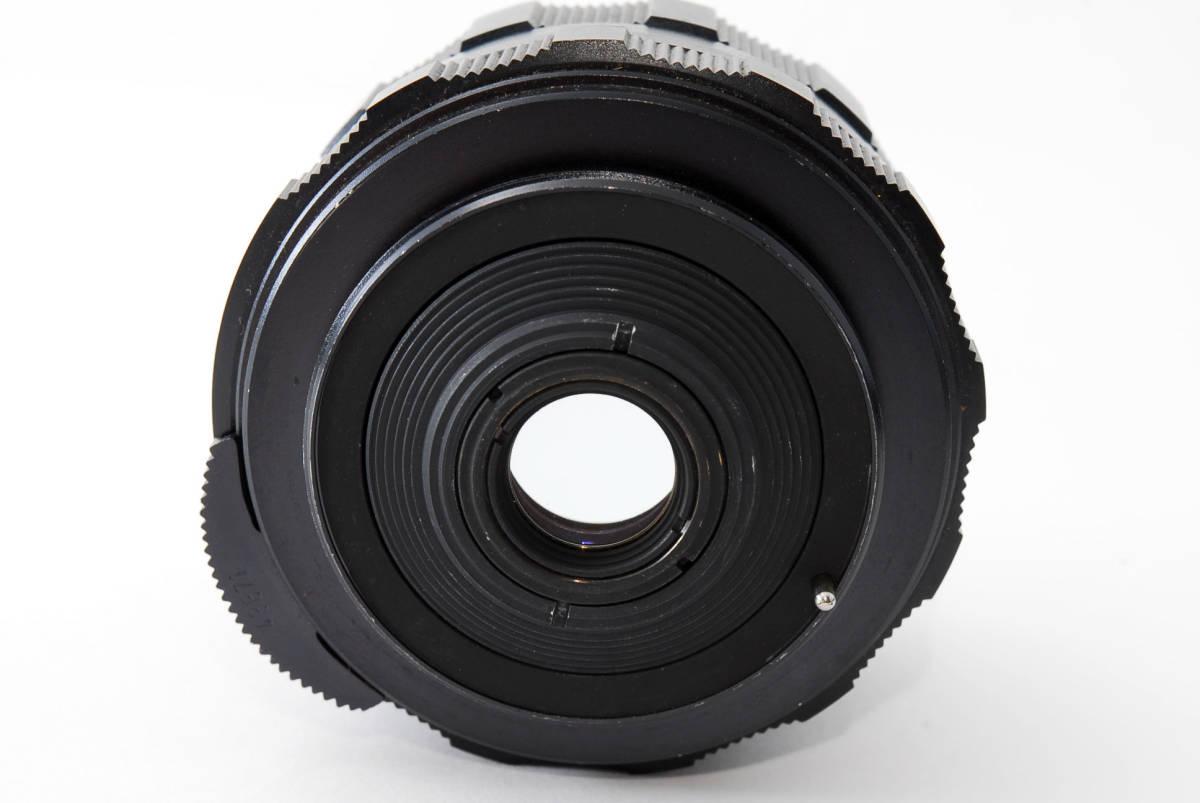【人気の単焦点レンズ 28mm】 PENTAX ペンタックス  SUPER-TAKUMAR 28mm f3.5 動作快調 カメラ 同梱可能 #2941_画像5
