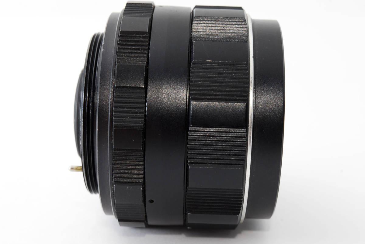 【人気の単焦点レンズ 28mm】 PENTAX ペンタックス  SUPER-TAKUMAR 28mm f3.5 動作快調 カメラ 同梱可能 #2941_画像8