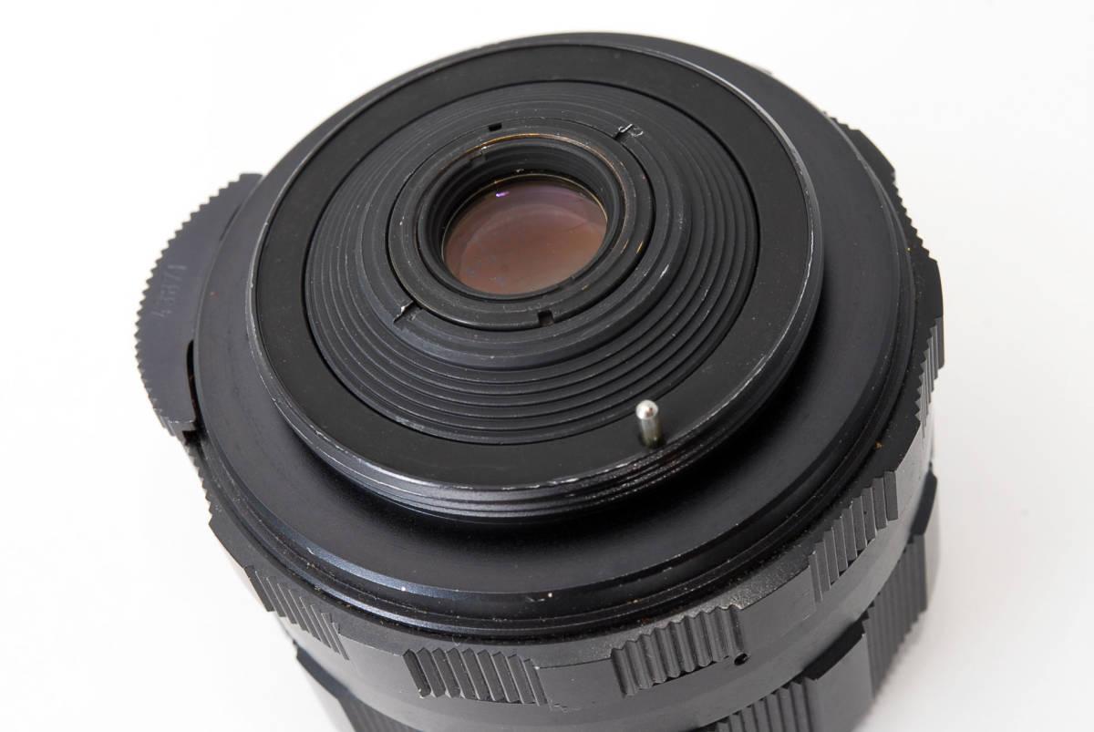 【人気の単焦点レンズ 28mm】 PENTAX ペンタックス  SUPER-TAKUMAR 28mm f3.5 動作快調 カメラ 同梱可能 #2941_画像10