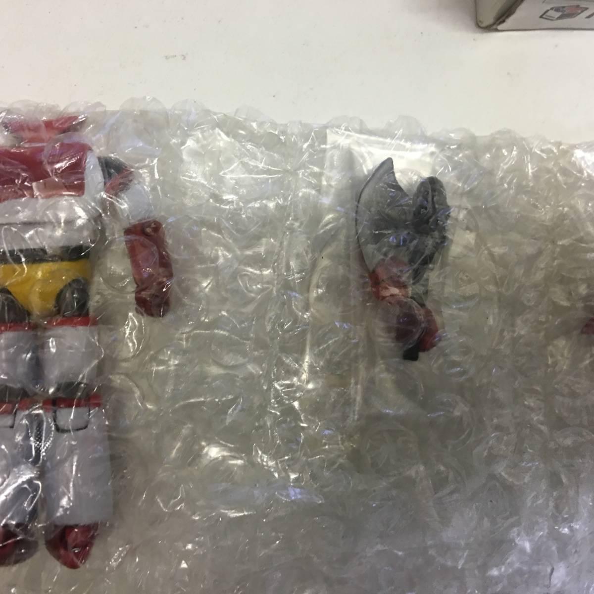 即決 未使用品 タカラ K・Tフィギュアコレクション ダイナミックロボットミュージアム 真ゲッター1 レターパック可能_画像3