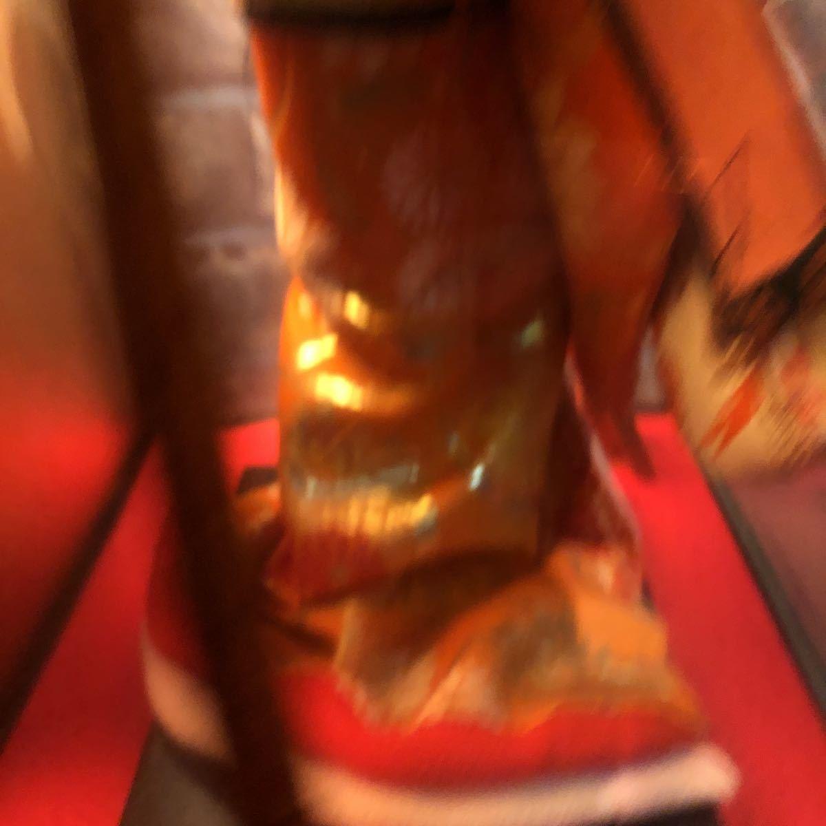 3283 浅妻 古い レトロ 日本人形 ガラスケースつき 昭和レトロ アンティーク 幅29cm高さ43cm奥行き24cm_画像10