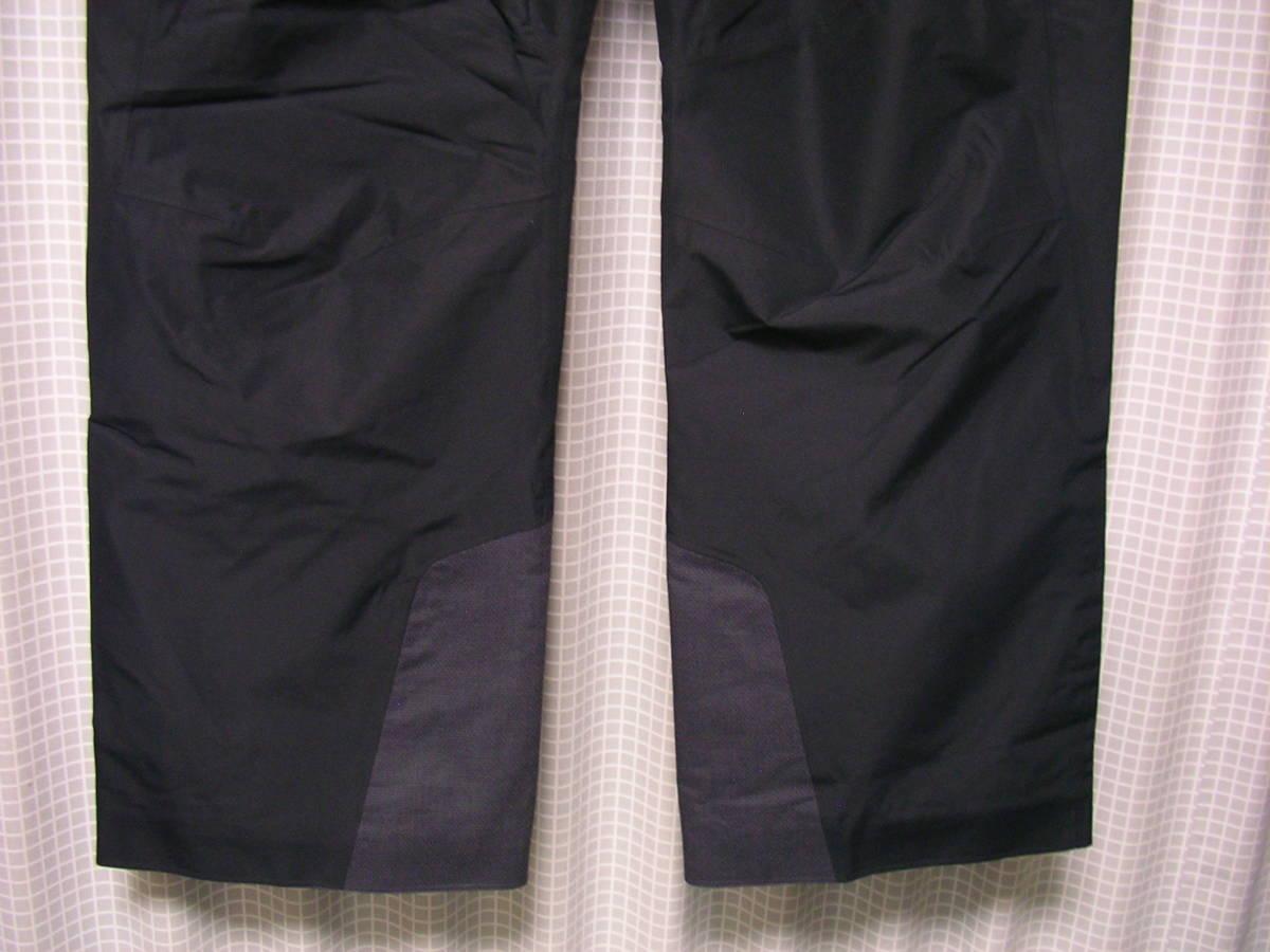 新品!HAGLOFSホグロフス LINE PANT 602981 M 黒 フリーライドスキースノーボードパンツskiバックカントリー_画像3