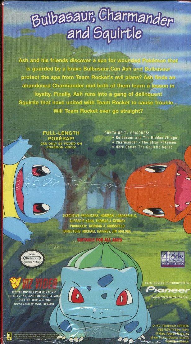 即決〈同梱歓迎〉VHS ポケットモンスター Poke-Friends アニメ ビデオ◎その他多数出品中∞3332_画像2
