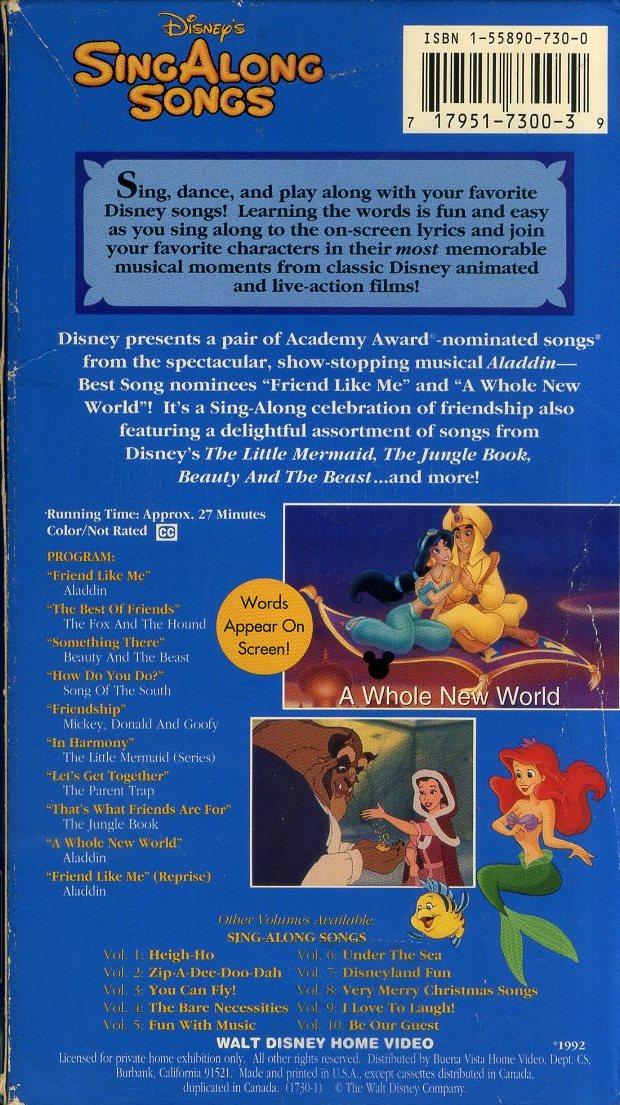 即決〈同梱歓迎〉VHS アラジンの大冒険~魔宮の対決~(日本語吹替版) ディズニー アニメ ビデオ◎その他多数出品中∞3329_画像2