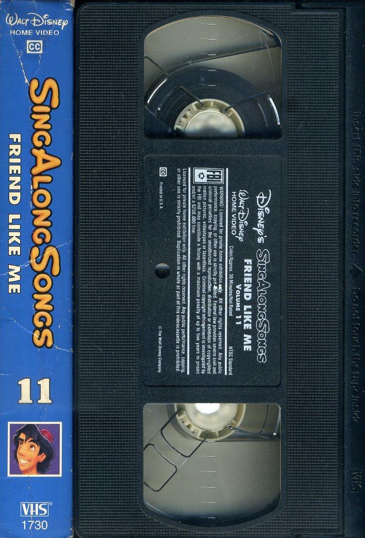 即決〈同梱歓迎〉VHS アラジンの大冒険~魔宮の対決~(日本語吹替版) ディズニー アニメ ビデオ◎その他多数出品中∞3329_画像3