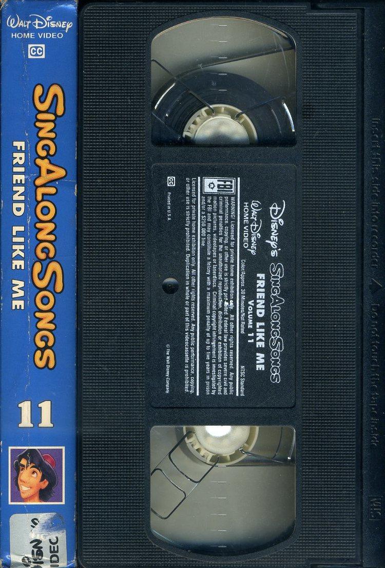 即決〈同梱歓迎〉VHS アラジンの大冒険~魔宮の対決~(日本語吹替版) ディズニー アニメ ビデオ◎その他多数出品中∞3329_画像4