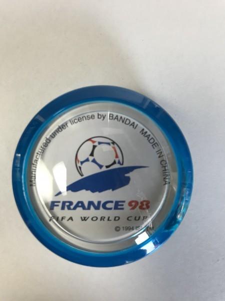 ★ ハイパーヨーヨー ★ France ' 98  FIFAワールドカップ ★ 青 ★_画像4