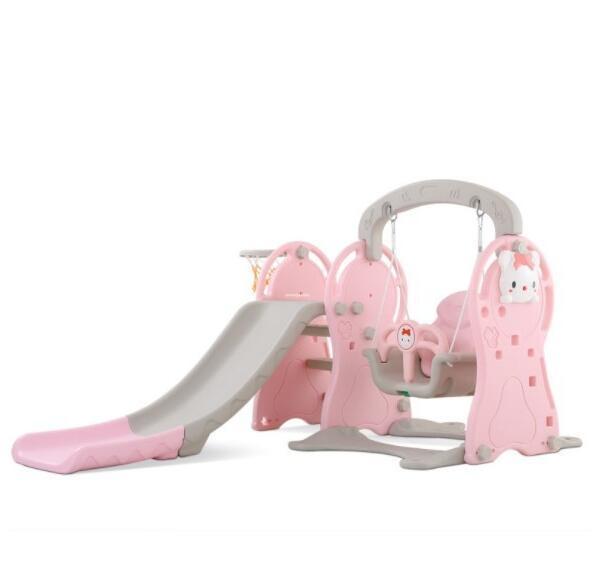 安全性抜群★ベビー用滑り台 スイング 遊園地組み合わせ 子供用スライド 子供用スイング 室内遊具 室内すべり台 子供用