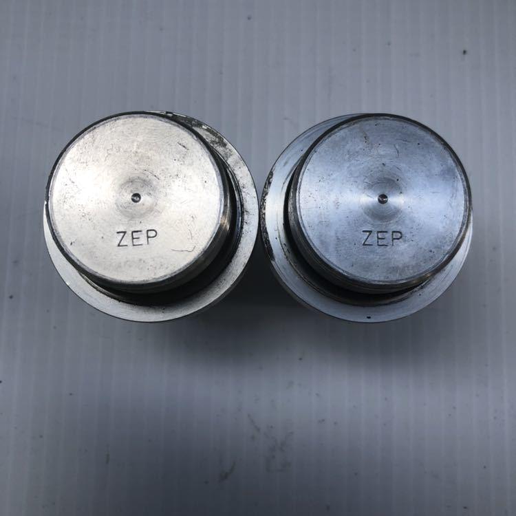 ゼファー400 フロントフォーク35π変換キット 希少 当時物 Z550GP Z400FX KZ550 E4 ZGP GPZ Z1000MKⅡ ゼファー KAWASAKI 旧車_画像2