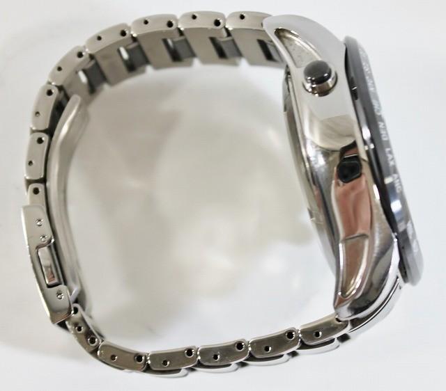 SEIKO/セイコー 腕時計 SBXA017 7X52-0AF0 アストロン 電波 ソーラー GPS チタン セラミック ブライト メンズ 美品 ビジネス 人気_画像5