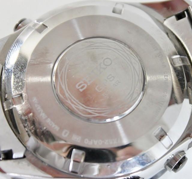 SEIKO/セイコー 腕時計 SBXA017 7X52-0AF0 アストロン 電波 ソーラー GPS チタン セラミック ブライト メンズ 美品 ビジネス 人気_画像8