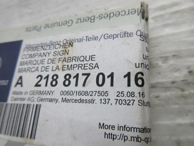 メルセデスベンツ A 218 817 01 16 フロントバンパーエンブレム 未使用品?_画像4
