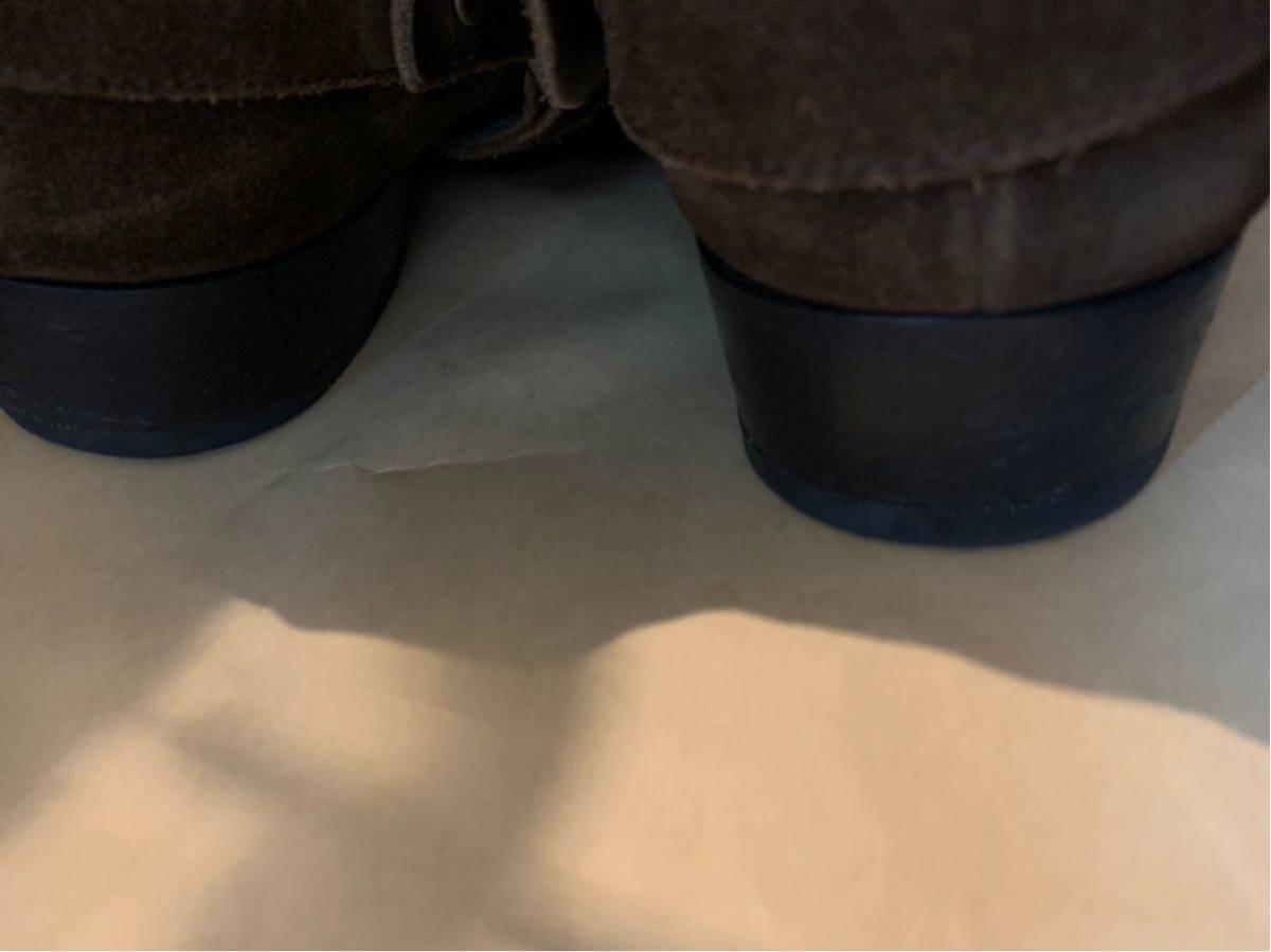 saint laurent paris WYATT ブーツ美品 42 箱付 サンローランパリワイアット_画像10