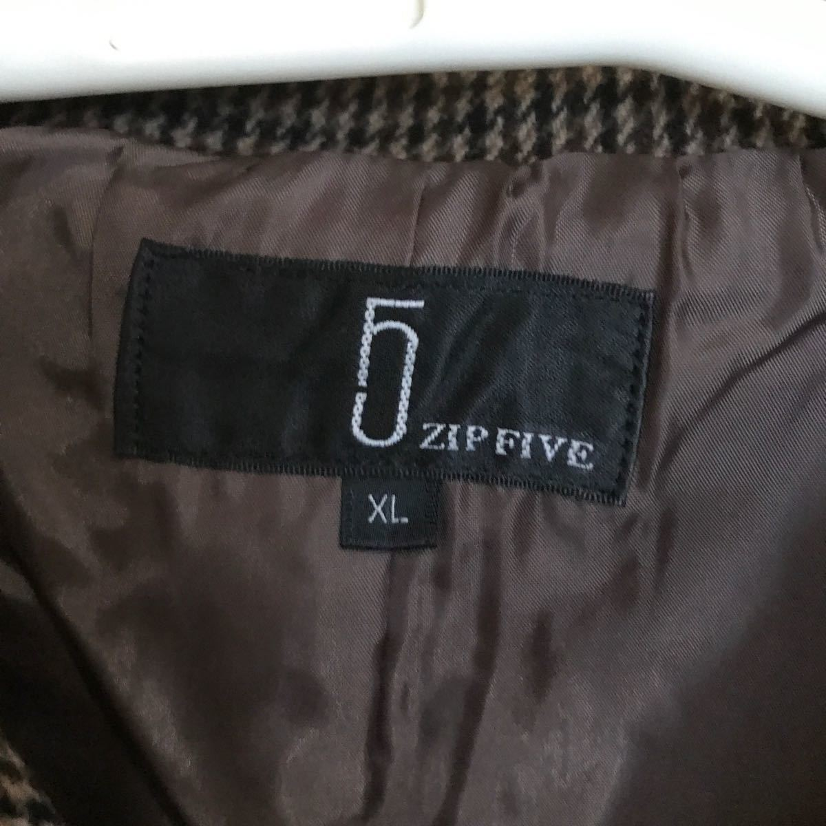 ZIP FIVE ジャケット ピーコート Pコート