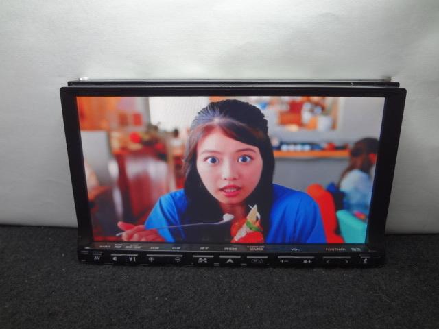 ◎クラリオン ( 2011年地図 ) HDDナビ GCX809 4X4フルセグTV内蔵 DVDビデオ再生 Bluetooth CD4000曲録音 保証付_画像1