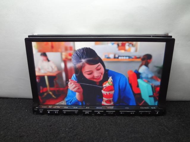 ◎クラリオン ( 2011年地図 ) HDDナビ GCX809 4X4フルセグTV内蔵 DVDビデオ再生 Bluetooth CD4000曲録音 保証付_画像2