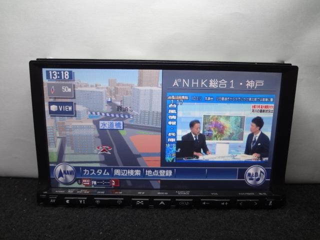 ◎クラリオン ( 2011年地図 ) HDDナビ GCX809 4X4フルセグTV内蔵 DVDビデオ再生 Bluetooth CD4000曲録音 保証付_画像7