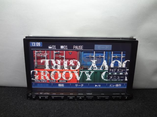 ◎クラリオン ( 2011年地図 ) HDDナビ GCX809 4X4フルセグTV内蔵 DVDビデオ再生 Bluetooth CD4000曲録音 保証付_画像10